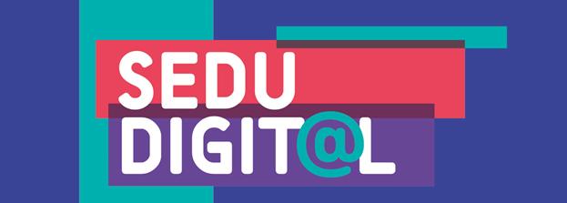 Logo da SEDU DIGITAL